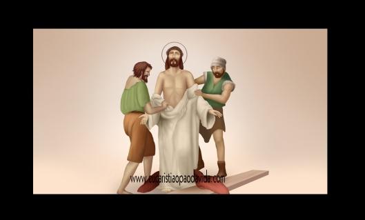 via-sacra-decima-estacao-jesus-e-despojadode-suas-vestes