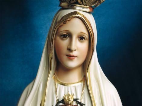 7 de Outubro, dia de Nossa Senhora do Rosário.