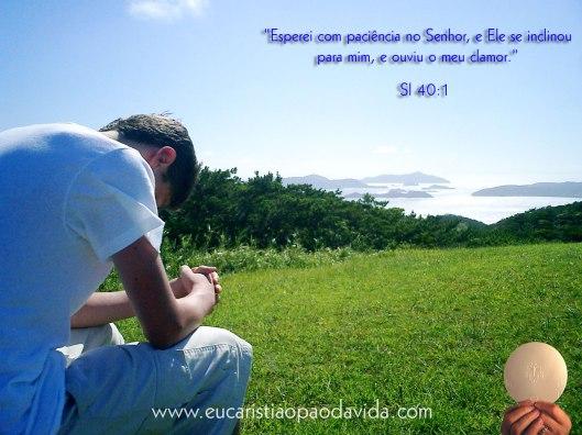 Salmos 40:1